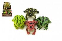 Žába plast 8cm - mix variant či barev