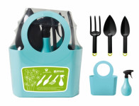Set zahradnický GARDEN BREAK - taška + rozprašovač + nářadí