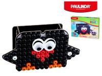 Paulinda Super Beads Jumbo 10x8 mm 110 ks stojánek na tužky tučňák s doplňky