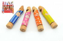 Píšťalka dřevo - mix variant či barev