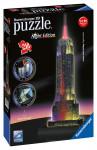 Empire State Building- Noční edice 3D 216p
