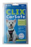 Postroj nylon s bezpečnostním pásem  Clix small