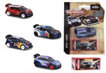Majorette Autíčko kovové WRC - mix variant či barev