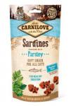 Carnilove Cat Semi Moist Snack Sardine&Parsley 50g