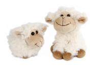 Ovce plyšová 15-17 cm - mix variant či barev
