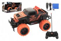 Auto RC buggy plast 27cm 27MHz na baterie + dobíjecí pack