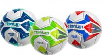 Míč Fotbalový šitý Titanium 350g