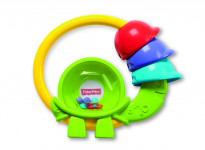 Fisher Price Chrastítka - mix variant či barev