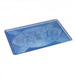 tác krystal 22x14cm imitace skla plastový
