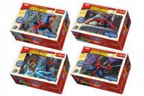 Minipuzzle Spiderman/Disney 54 dílků - mix variant či barev