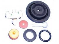 těsnění WC nap. ventil T2442 gum./ plastové (7ks)