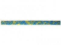 lano PPV 12mm barevné pletené spiroidně 20pr. (55m)