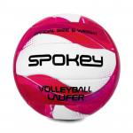 Spokey LAUFER volejbalový míč bílo-růžový vel. 5