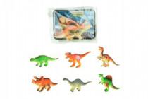 Dinosaurus plast 8cm asst - mix variant či barev