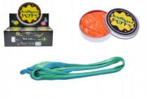 Inteligentní plastelína/modelína v plechovce 8x8cm - mix barev