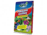 substrát pro pokojové rostliny 10l AGRO