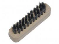 kartáč na semiš 3ř./0,15 dřev.