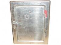 dvířka komínová Zn, 140x205mm