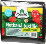 Neotex Rosteto - černý 50g šíře 3 x 1,6 m
