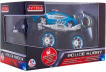 RC policejní džíp se světlem