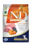 N&D Grain Free Dog Puppy Mini Pumpkin Lamb & Blueberry 7 kg