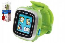 Kidizoom Smart watch DX7 Vtech chytré hodinky zelené 5cm na baterie v krabičce 13x28cm