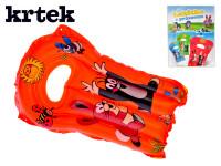 Matrace Krtek dětské s průzorem - mix variant či barev