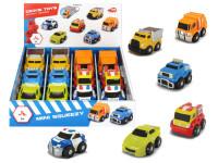Auto Happy Mini Squeezy 9 cm - mix variant či barev