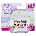 Littlest Pet Shop Frosting Frenzy dvě zvířátka - mix variant či barev