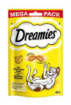 Dreamies Mega Pack se sýrem 180g