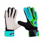 Spokey CATCH II brankářské rukavice zelené roz. 6