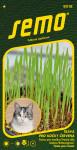 Semo Tráva pro kočky červená 10g