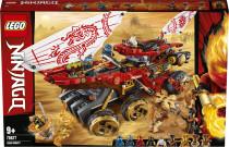 Lego Ninjago 70677 Pozemní Odměna osudu