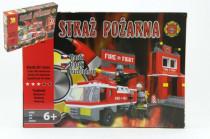 Stavebnice Dromader Hasiči Auto 21602