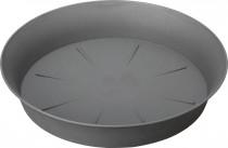Plastia miska Tulipán - anthracite  24 cm