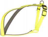 Postroj plast South žlutý 2,5x80-100cm Duvo+ - VÝPRODEJ