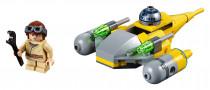 Lego Star Wars 75223 Mikrostíhačka Starfighter Naboo