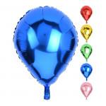 balónek PÁRTY 45cm fólie - mix barev