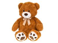 Medvěd plyšový 93 cm s mašlí