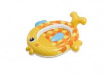 Bazén dětský ryba nafukovací