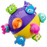 Skákající balon se zvuky Chuckle Ball