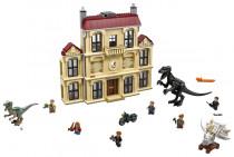 Lego Jurassic World 75930 Řádění Indoraptora vLockwoo..
