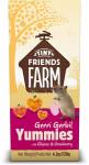 Supreme Tiny FARM Snack Gerbil Yummies - pískomil 120 g