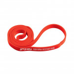 Spokey POWER II odporová guma červená odpor 15-23 kg