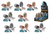 Figurka dinosaura ve vajíčku - mix variant či barev
