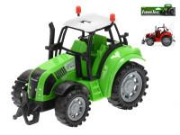 Traktor 15 cm na setrvačník - mix barev