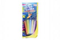 Tyčinky svítící do vody plast 15cm