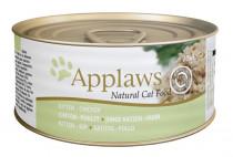 Applaws Kitten konz. jemné kuře 70 g