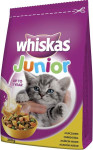 Whiskas dry Junior - kuřecí 300 g