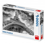 Mračna nad Eiffelovkou 1000D